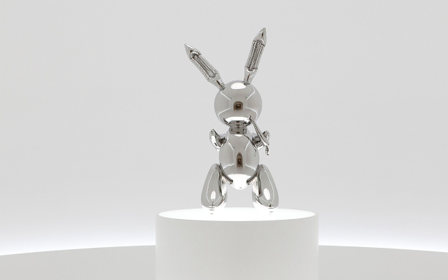 A Jeff Koons Piece Will Be Auctioned For $50+ Million At Christie's
