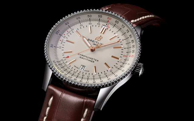 Breitling's Legendary Pilot's Watch Receives A Timely Upgrade