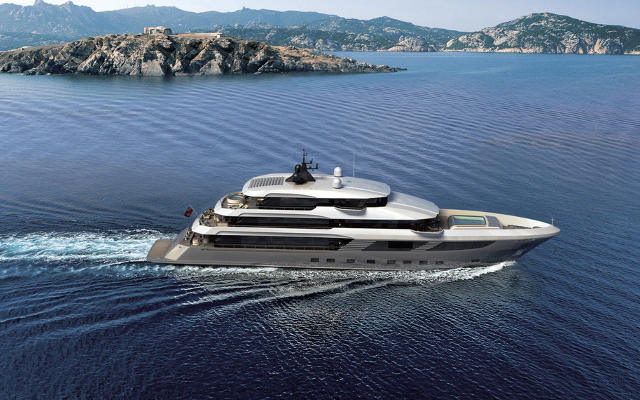 The Majesty 175: Mega Yacht Luxury In The Making