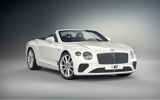 Truly One-Of-A-Kind: Continental GT Convertible Bavaria Edition by Mulliner