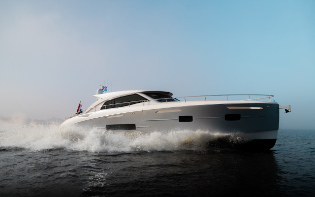 Innovation & Tradition Effortlessly Blend In Sichterman's Inaugural Yacht