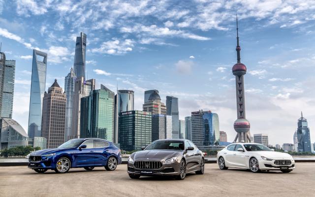 Maserati Starts 105-Year Celebrations With A Grand Tour Of China