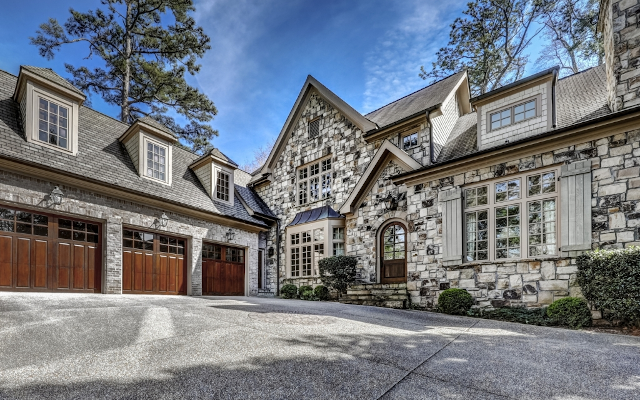 Stately $2.15 Million Mansion Is A Feast For The Eyes