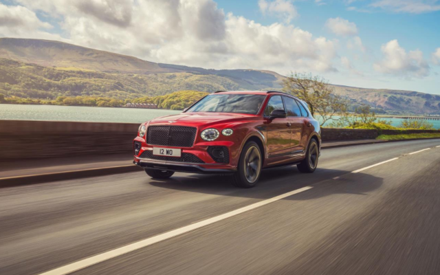 The New Bentayga S Delivers On Heightened Agility & Driver Experience