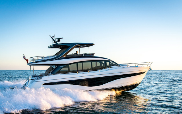 Princess Yachts Challenges The Norm With The Remarkable Y72