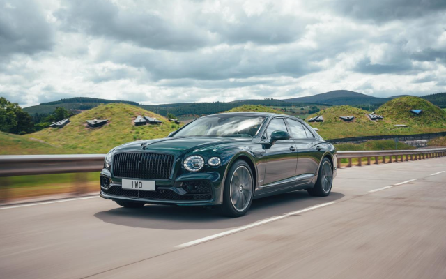 Flying Spur Hybrid Is Bentley's Latest Luxury Marvel On Its Journey To Electrification