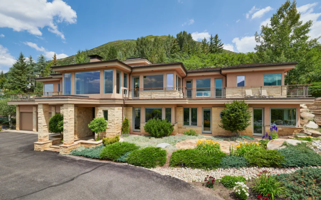 Panoramic Views & Impeccable Interiors Set This Mansion Above The Rest