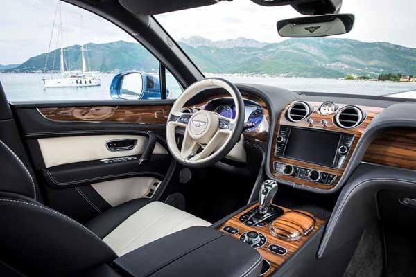 Sustainable, Unique, Exquisite: Bentley Veneer Hunters