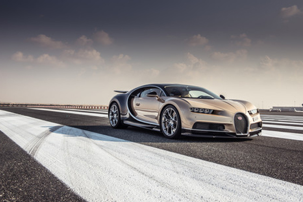 Bugatti Chiron1 is BBC TopGear's Hypercar of the Year
