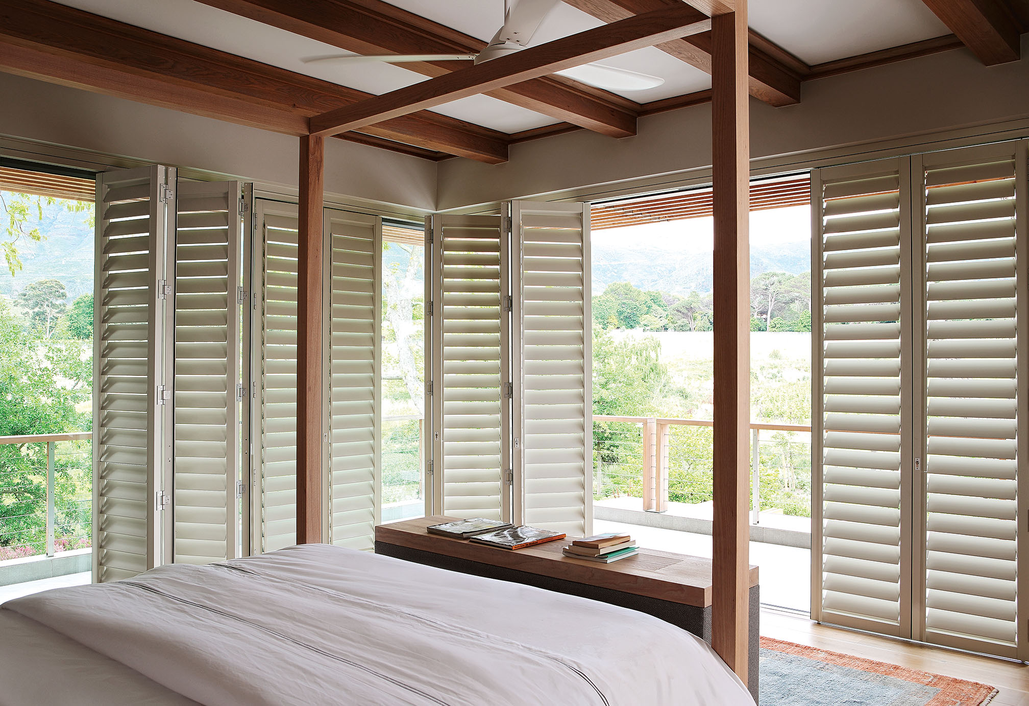 3. Plantation Shutters®' Designer Range - Sam Lurie Colour Collection