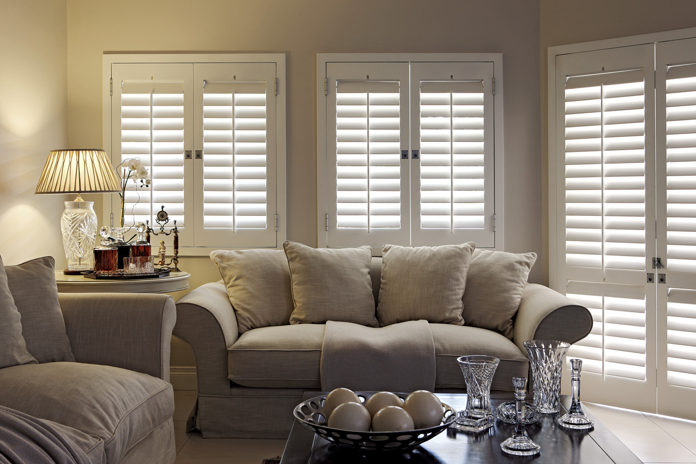Shutting in the Warmth This Winter with Plantation Shutters®