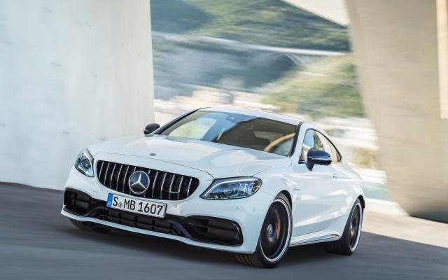 Mercedes AMG C-Class: Flagship Luxury