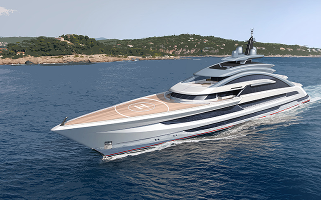 COSMOS: Heesen's Largest Superyacht to Date