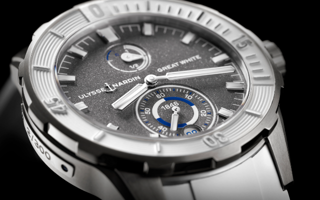 Ulysse Nardin Makes a Splash with New Diver Chronometer Collection