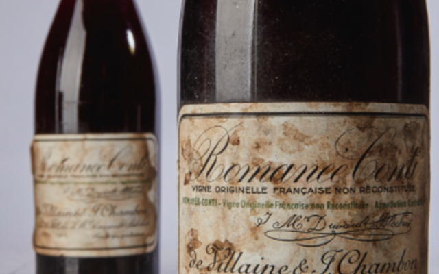 World Auction Record for Wine Broken Twice in One Sotheby's Sale