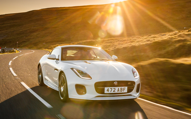 F-TYPE R-Dynamic Celebrates 70 Years of Jaguar Sports Cars