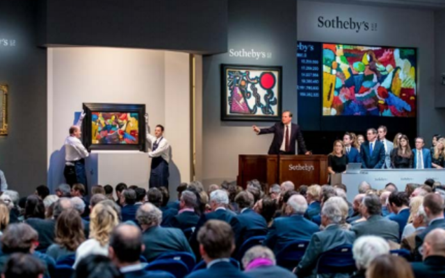 Record-Breaking Surrealist Masterpiece Leads Sotheby's $315.4 Million Evening Sale