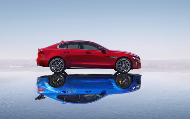 Jaguar XE and SV Project 8: Shared DNA for Maximum Output