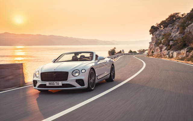 Continental GT Convertible: Elegant, Excellent Engineering
