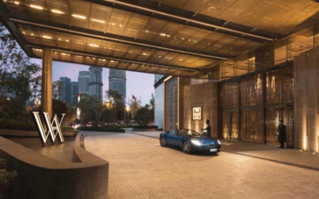 An Iconic Partnership: Aston Martin & Waldorf Astoria Join Forces