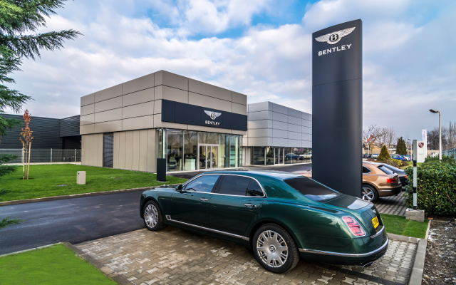 Bentley Continues Global Expansion Of Its Vehicle Luxury
