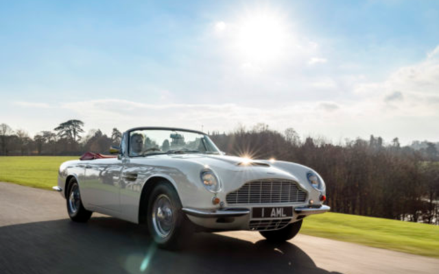 World-First Concept To Future-Proof Aston Martin Classics