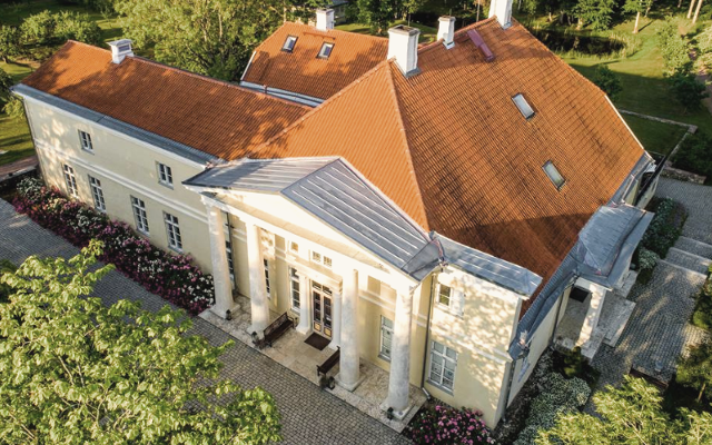 The Estonian Manor Blends History With Boutique Luxury For €3.8 million