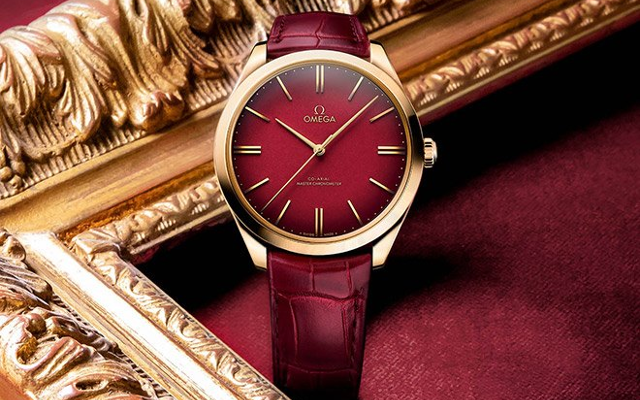 OMEGA Unveils Beautiful Creations For 125-Year Celebrations