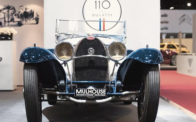 Bugatti Starts Anniversary Celebrations By Showcasing Beautiful Classics