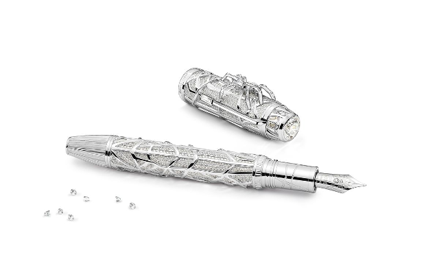 Would You Pay 400,000 Euros for a Montblanc Pen?