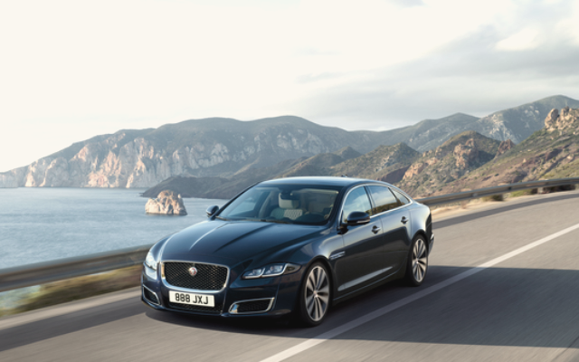 Jaguar Celebrates 50 Years of Its Luxury Saloon with the XJ50