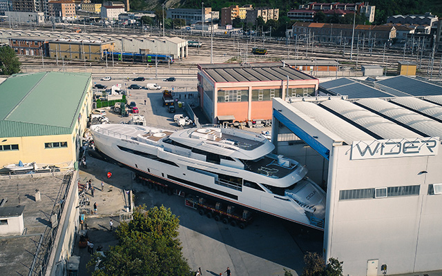 Wider Yacht CECILIA: Bringing You Closer to the Ocean