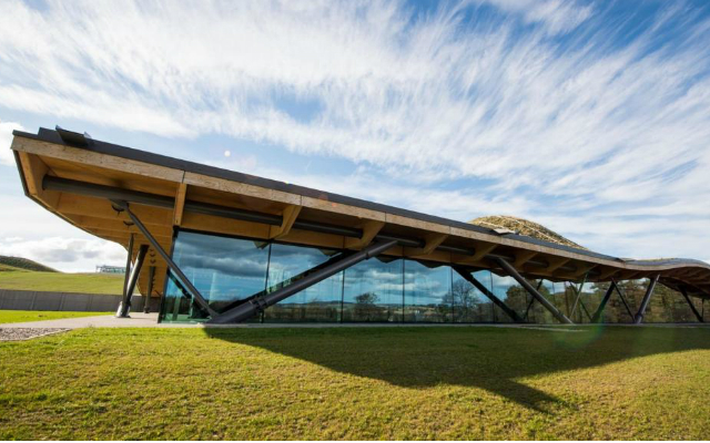 The Macallan's New Distillery is a Work of Architectural Art