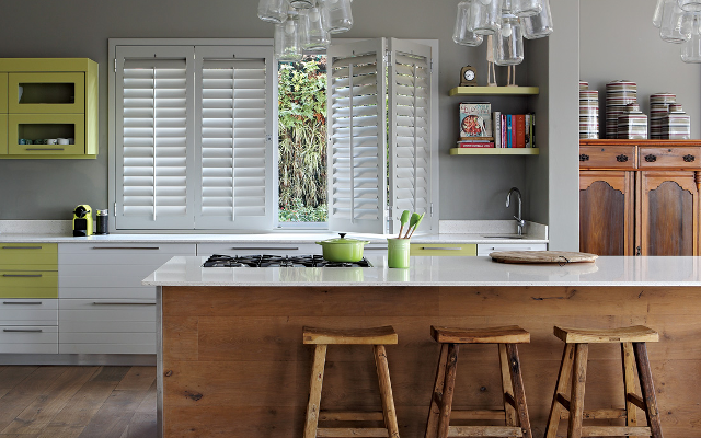 Home is Where the Heat is with Plantation Shutters®