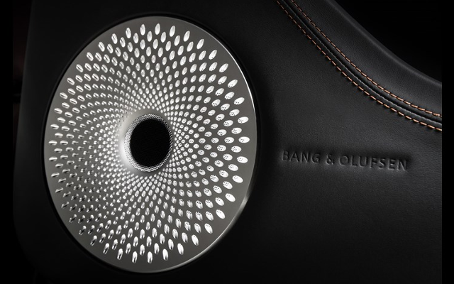Bentley & Bang & Olufsen Break New Ground
