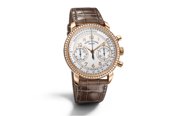 Patek Philippe's Latest Chronograph Dazzles