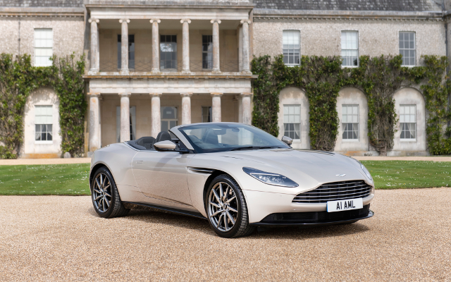 2018 Goodwood Festival of Speed Welcomes Aston Martin