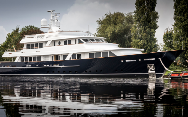The Sophisticated Project 697 by Feadship