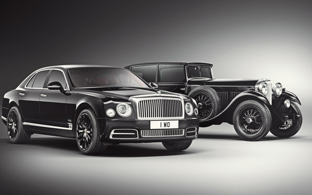 The Mulsanne W.O. Edition by Mulliner: Celebrating a Remarkable Centenary