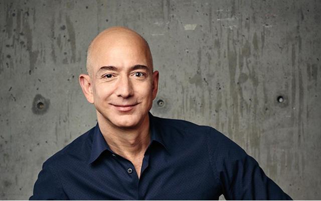 Jeff Bezos Sets New Billionaire Record