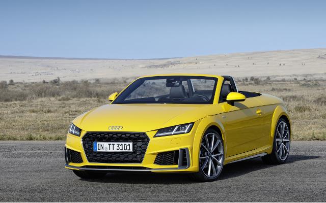 Audi TT Third Generation Gets a Refined, High-Powered Overhaul