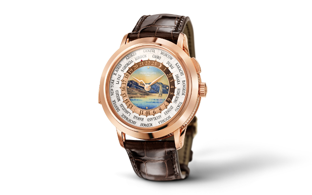 Patek Philippe's Remarkable Watch Sounds Local Time Anywhere in the World
