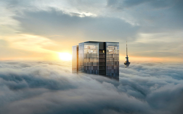 The Pacifica Will House New Zealand's Largest Penthouse