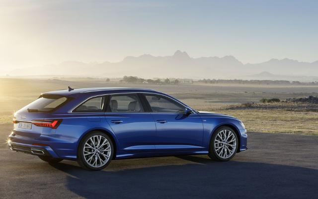 Audi A6 Avant: Striking, Spacious, Ultimately Luxurious