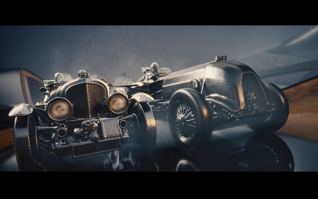 Celebrating a Centenary: Bentley Premieres Their Newest Film